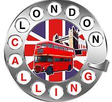London calling 2 by masterchef-fr