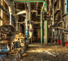 Silenced Industry 2 by Kyle Wilson