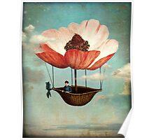Spring Journeys Poster