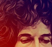 Bob Dylan-Like a rolling stone Sticker
