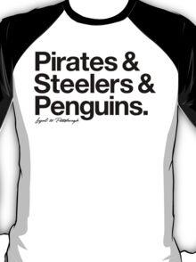 Loyal to Pittsburgh (Black Print) T-Shirt