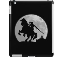 A Moonlight Ride iPad Case/Skin