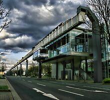 H-Bahn by fotomario