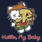 Hello, My Baby by JakGibberish