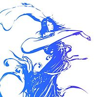 Final Fantasy X Logo by DecayedCrow