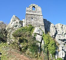 The Church In The Rock, Roche, Cornwall by The-Stranger
