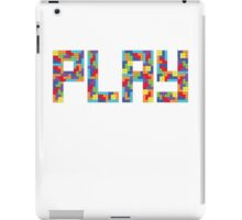 Play iPad Case/Skin
