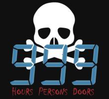Hours, Persons, Doors by sleepykiks