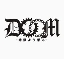 DOOM - Ride Like Hell (japanese) by DarkSkais