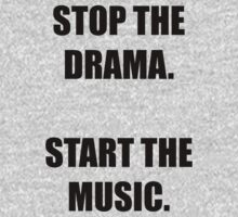 STOP THE DRAMA START THE MUSIC LADY GAGA'S ARTPOP by elepunkt