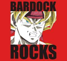 BARDOCK ROCKS!!! by EmperorDinodude