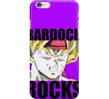 BARDOCK ROCKS!!! iPhone Case/Skin