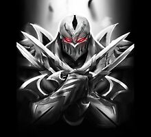Zed - League of Legends - LoL by sakha