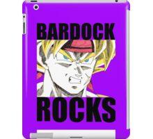 BARDOCK ROCKS!!! iPad Case/Skin