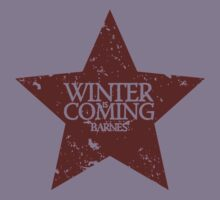 Soldiers Winter - Barnes by warbucks360