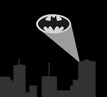 Bat Signal by eheu