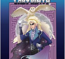 Jareth the Goblin King by howsoonisnever