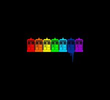 Time Traveling Spectrum by emodist