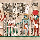 Seti's Abydos Decree by Aakheperure