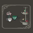 Tea Party by Inque