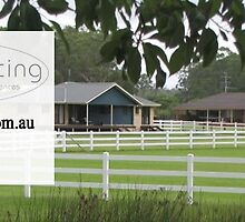 How to create horse fencing & PVC horse fencing ? - Think Fencing by thinkfenc