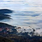 Living in the clouds by Hercules Milas