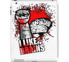 I Like Brains iPad Case/Skin