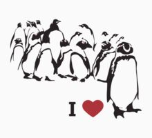I love Penguin's by love-love-love