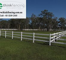 How to produce Farm fencing & Post and Rail fencing? - Think Fencing by Think Fencing