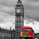 Big Ben, London by Vincent Abbey