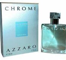 Azzaro Chrome for Men by perfumecheck