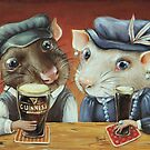 Beer Lovers by tanyabond