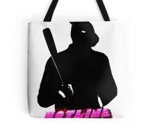 Hotline Miami Graham Silhouette  Tote Bag