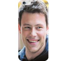 Cory Monteith iPhone Case/Skin