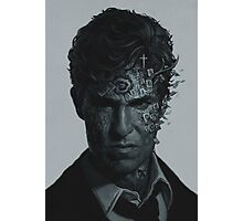 True Detective art Photographic Print