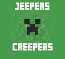 Jeepers Creepers by beedham