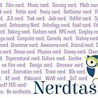 Be nerdtastic by Amanda Mayer
