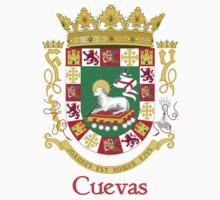 Cuevas Shield of Puerto Rico by William Martin
