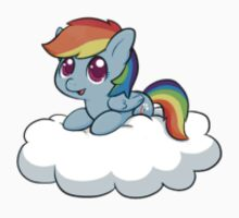 Dashie Cloud by ryoshockwave