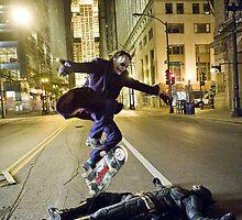 Joker Flip by nerdgazzum
