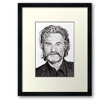 Kurt Framed Print