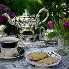 Afternoon Tea by Halobrianna