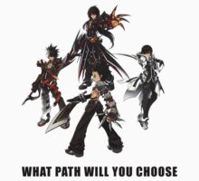 Choose Your Path Raven by ICDesign
