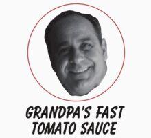 Grandpa's Fast Tomato Sauce by smellofthemonth