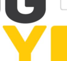 GGNY Icons - Sci-fi Sticker Sticker