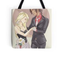 Suit Up 2 Tote Bag