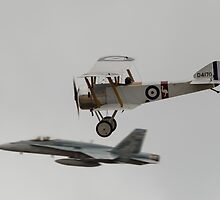 100 Years of RAAF Tradition by mattsavage