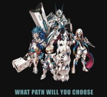Choose Your Path Chung Awaken by ICDesign