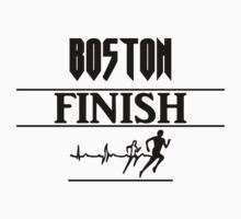 Boston Marathone 2014 by designshoop