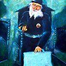 Orthodox Monk by ivDAnu